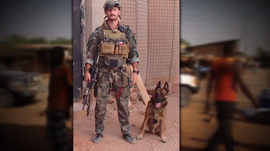 Marine dog achieves legendary status in U.S. special operations community