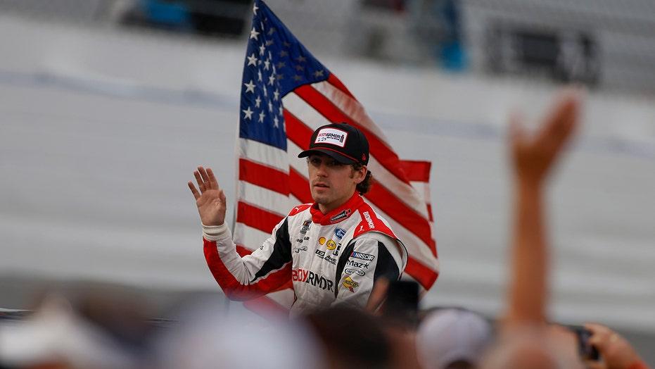 NASCAR playoffs: Ryan Blaney says 'doing the hard job' wins races