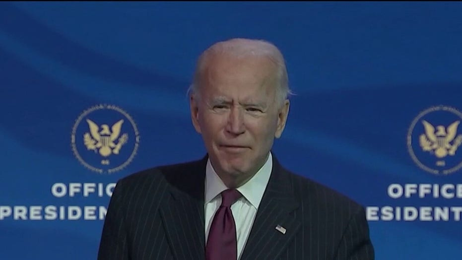 Biden tells Fox News he is 'confident' son Hunter did nothing wrong