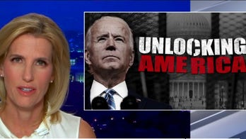 Ingraham: Republicans must press Biden for hard timeline of post-COVID reopening