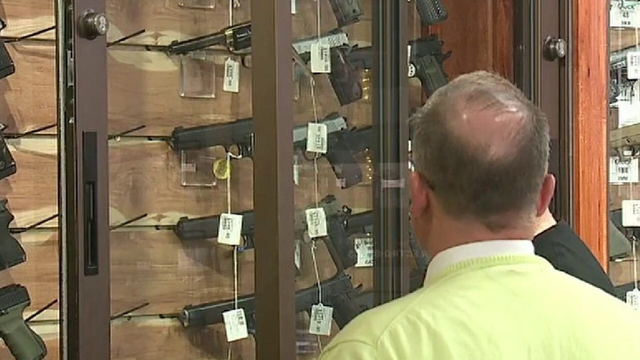 Gun sales skyrocket across nation amid coronavirus fears
