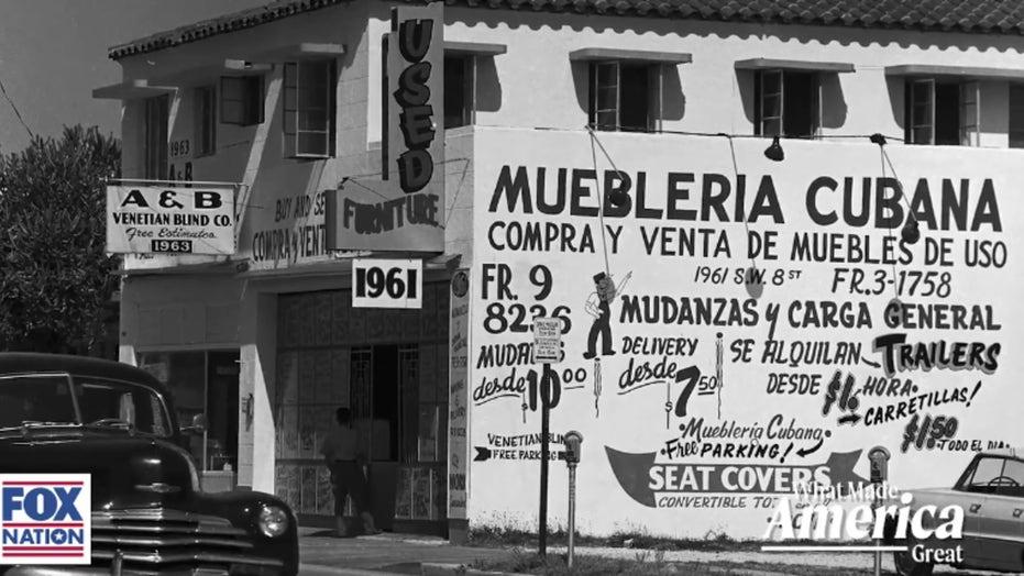 'WMAG': 迈阿密市长解释在南佛罗里达定居的古巴难民如何让美国变得伟大