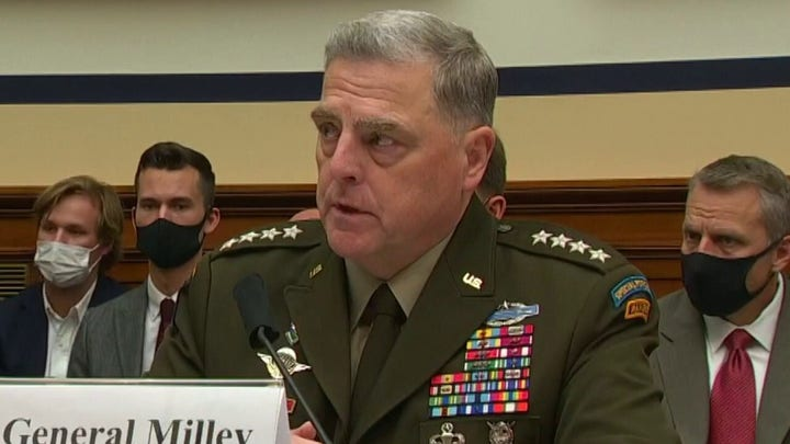 House GOP confront failing military leaders