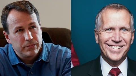 Sex scandal, COVID-19 rock North Carolina Senate race