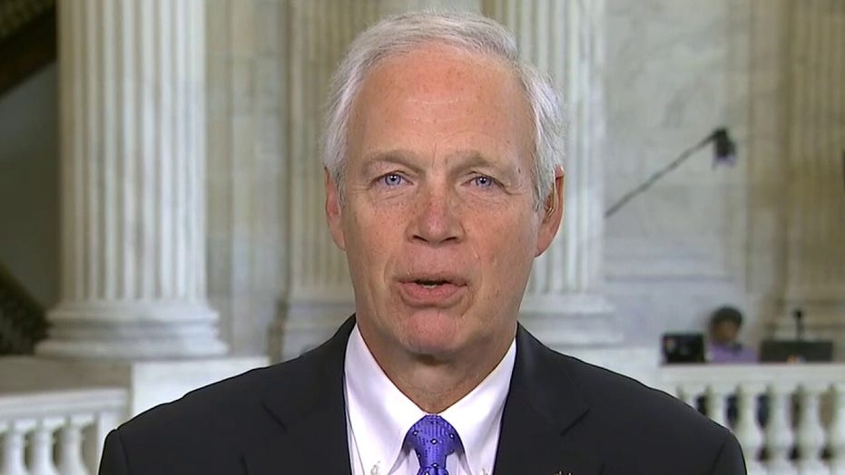 Johnson on Hunter Biden probe: Americans deserve the truth, if there's nothing there we move on