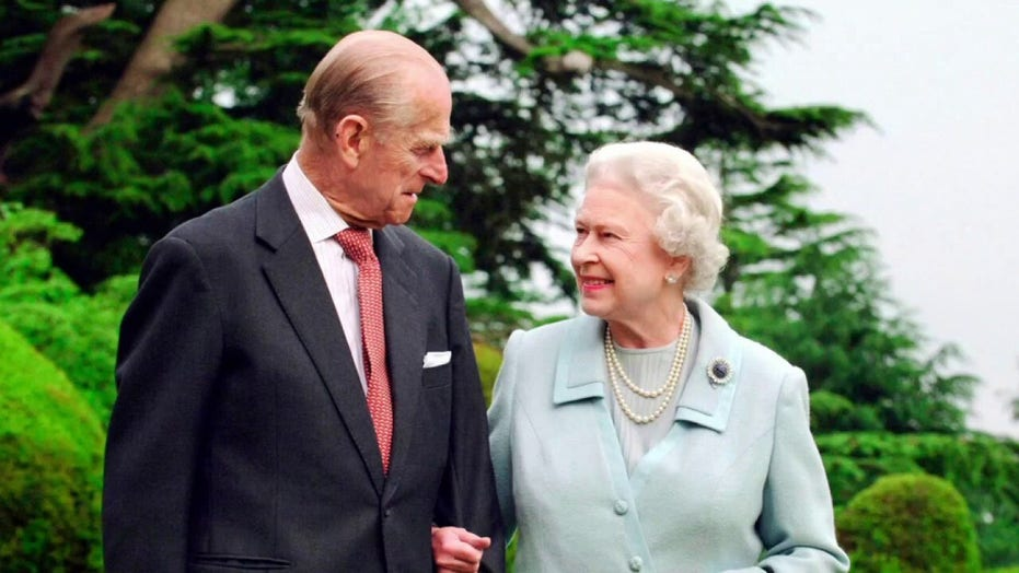George W. Bush: Prince Philip 'brought boundless strength and support' to the Queen