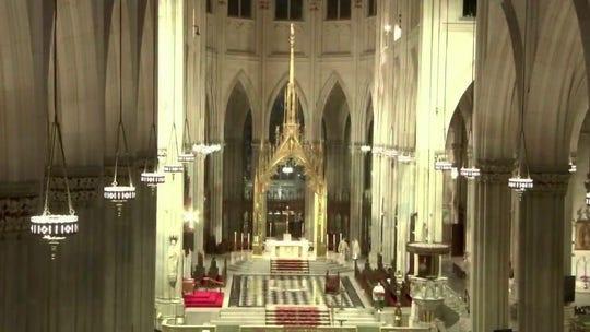 Saint Patrick's Cathedral Mass: Monday, May 25