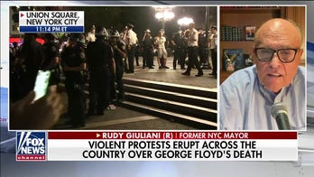 Giuliani says George Floyd tragedy could have united the nation, blames riots on progressive political leaders