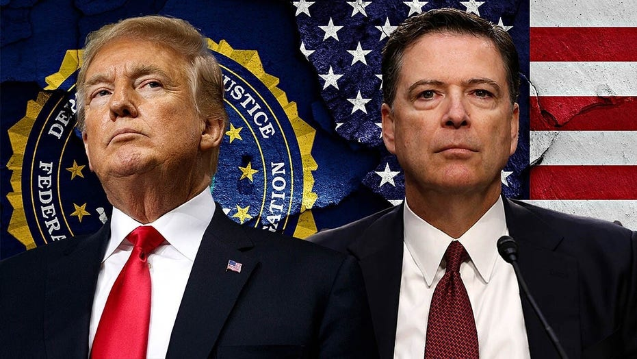 Comey email reveals FBI, DOJ made 'premeditated effort to dislodge' Trump from office: Gaetz