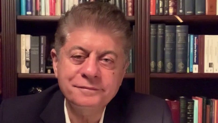 Judge Napolitano on Trump's third Supreme Court nominee: 'This is a moment of triumph'