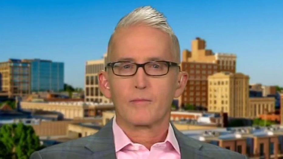 Gowdy rips mainstream media: More articles about Pence debate fly than Hunter Biden
