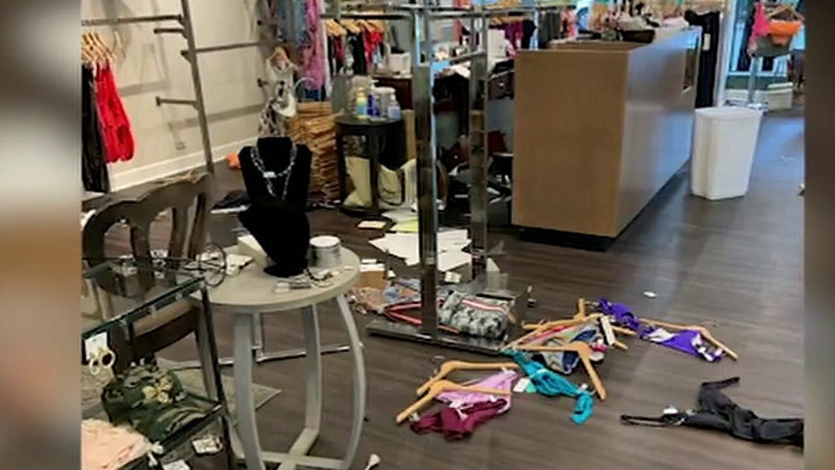 Chicago boutique looted twice in 3 months amid pandemic and unrest