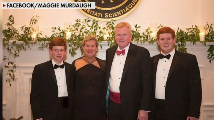 Police release recording of 911 call from Murdaugh family double homicide