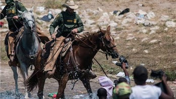 Biden warns mounted Border Patrol agents charging migrants in Del Rio sector: 'Those people will pay'