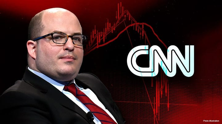 Brian Stelter Defends Chris Cuomo for not defending brother's crisis