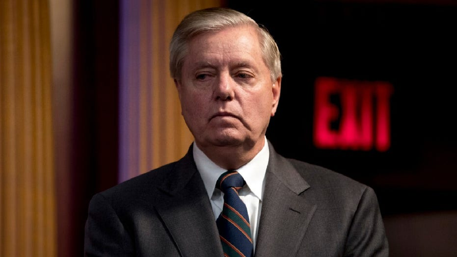 Sen. Graham 'very worried' about unemployment aspect of coronavirus stimulus bill