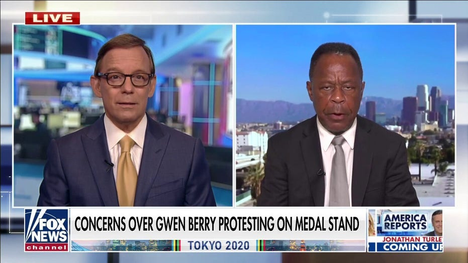 Leo Terrell slams protesting US athletes: 'Who are the oppressed people you speak of?'