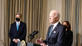 Laid-off Keystone XL worker about Biden's new climate change policies: 'They just don't care'