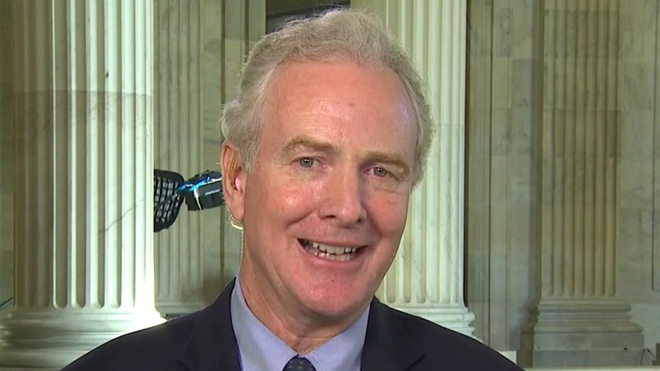 Sen. Van Hollen claims 'McConnell's fingerprints are all over the death' of COVID-19 relief package