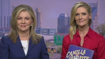 Sen. Marsha Blackburn's new book 'meant to encourage young girls', she says