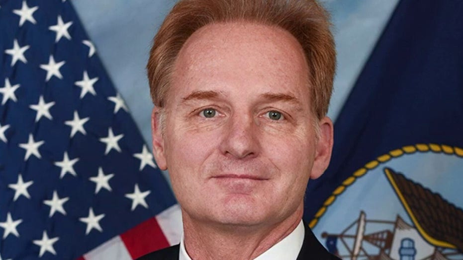 Acting Navy secretary resigns over firing of aircraft carrier commander