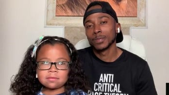 Dad who went viral for opposing CRT: 'Very important' for a father to be in the household