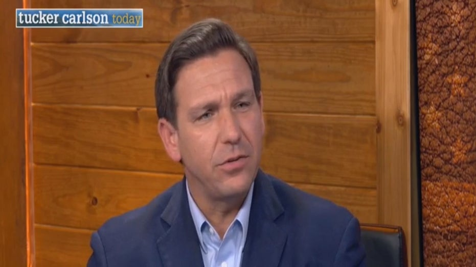 DeSantis says mainstream media has 'lost credibility,' pushes false narratives 'with impunity'