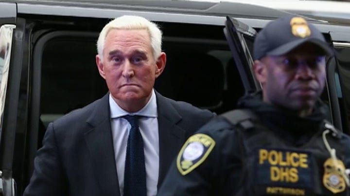 Federal judges hold emergency meeting on DOJ interference in Roger Stone case as calls grow for Barr's removal