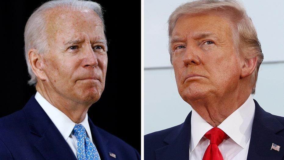 Biden campaign: Trump attacks a 'sign of desperation'