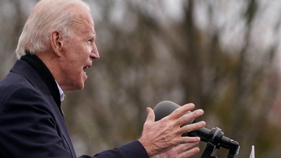 Joe Biden butchers Jon Ossoff's name at Georgia rally