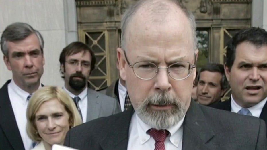 Special Counsel John Durham expanding team, making 'excellent progress': source