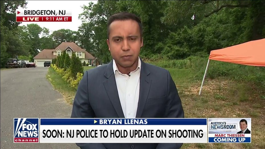 New Jersey officials: 'Targeted attack,' multiple firearms recovered, 1 arrested