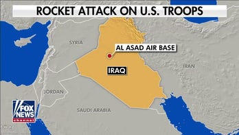 Rocket attack targets US troops at Iraqi air base