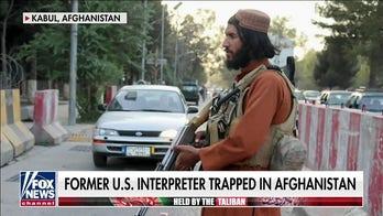 Former Afghanistan interpreter reveals what it's like living under Taliban