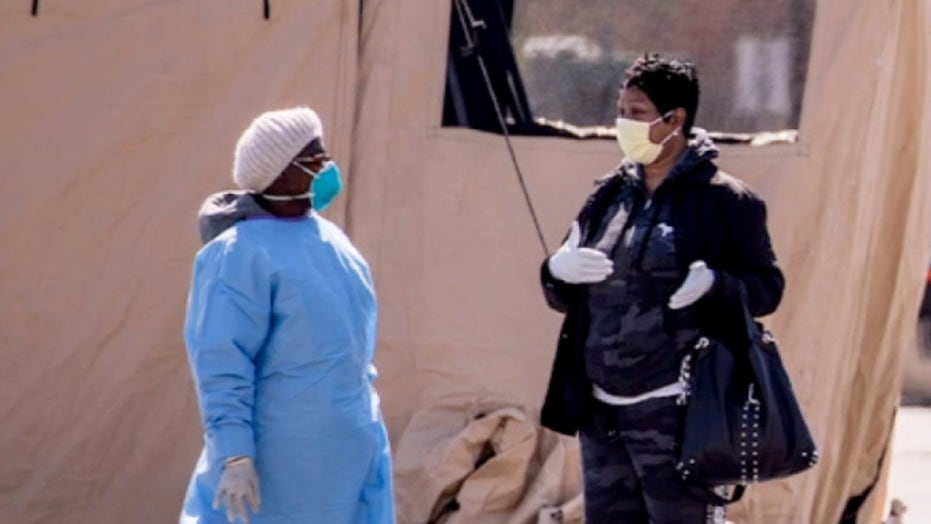 New mental health initiative aims to help first responders in the fight against coronavirus