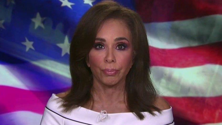 Judge Jeanine: Why did Biden gave legitimacy to a terror organization?