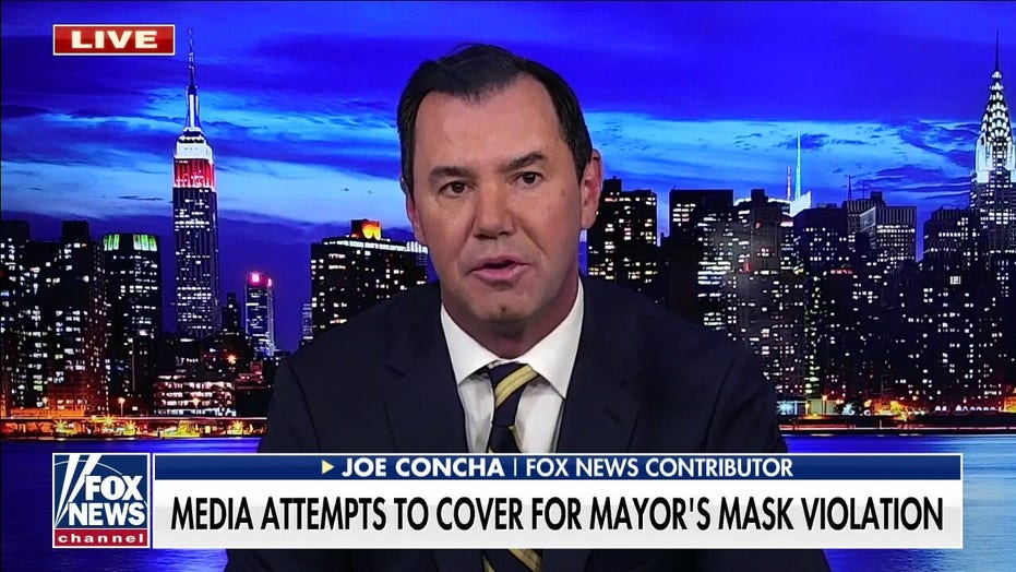 D.C. mayor Muriel Bowser ripped for mask hypocrisy, mainstream media covers for her