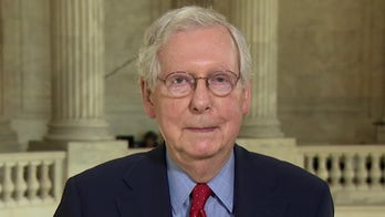 McConnell: Pelosi talking about the 25th Amendment and Trump is 'absurd'