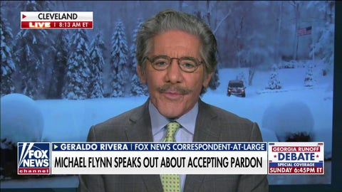 Geraldo on NYC bar owner arrested for defying COVID restrictions