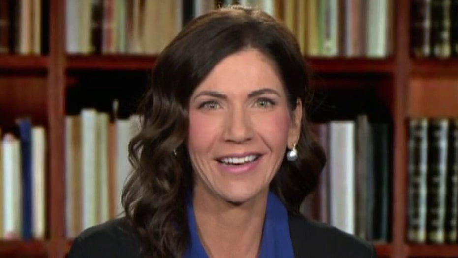 Gov. Noem slams Bloomberg's take on farmers as 'pompous ignorance'