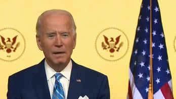 Biden asks Americans to 'forgo' holiday traditions amid coronavirus