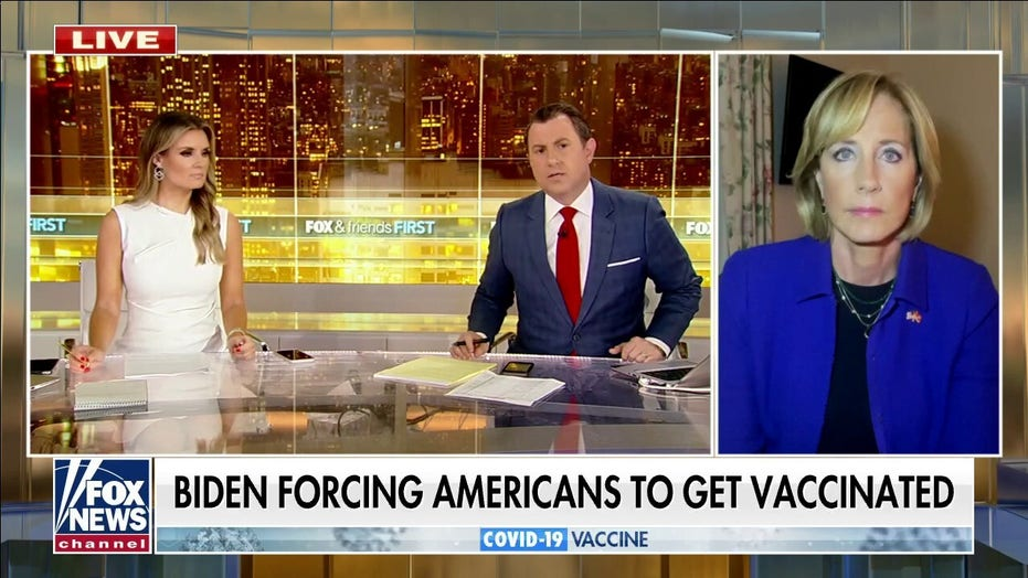 Rep. Tenney blasts Biden's vaccine mandate, says pregnant women lost jobs for waiting to take vaccine