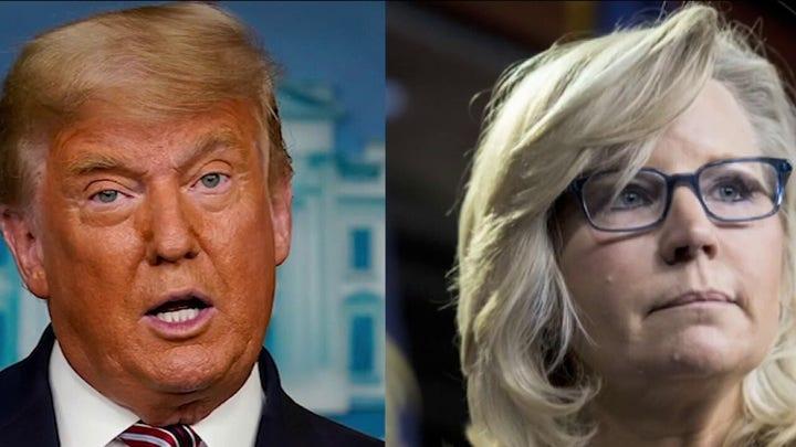 Trump Forces a Showdown Over Liz Cheney