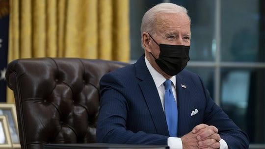 Biden tells European allies 'America is back,' seeks to turn page on Trump era