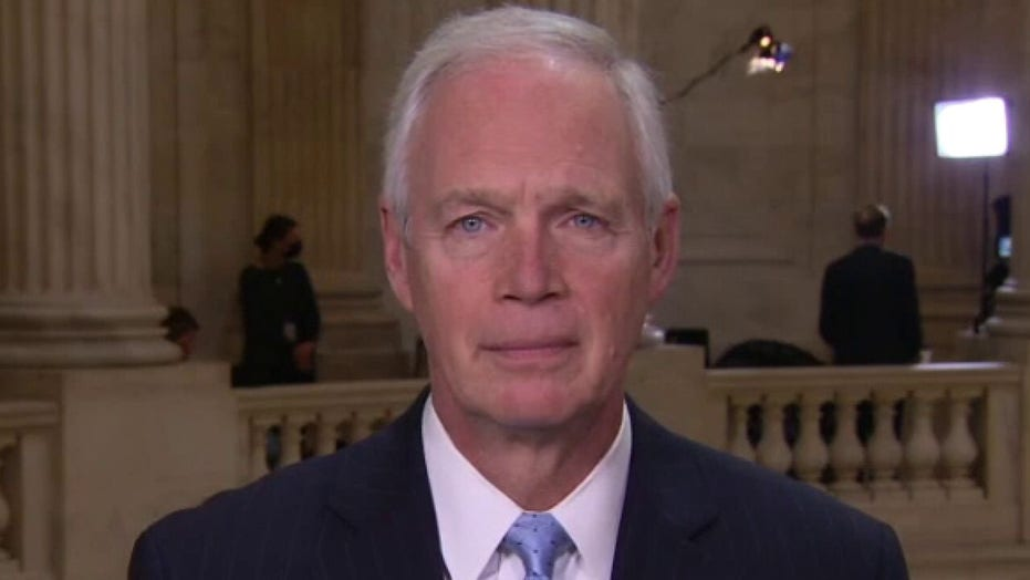 Sen. Johnson questions new DoD guidance: Military should be more concerned about readiness than 'wokeness'