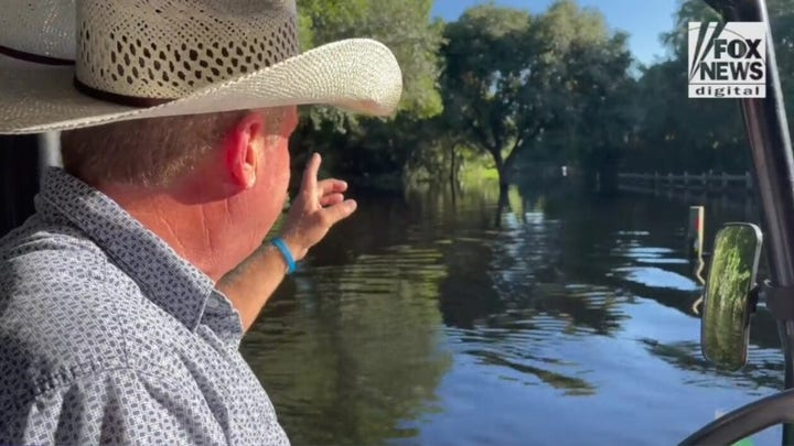 Gabby Petito case: Florida cowboy says 'no surviving' swamp where police are searching for Brian Laundrie