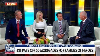 Tunnel to Towers marks Fox News' 25th anniversary by paying 50 mortgages for heroes' families