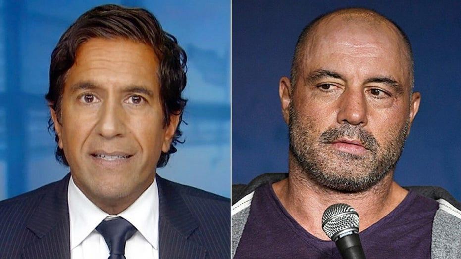 Joe Rogan defends 'friend' Sanjay Gupta following heated podcast exchanges: We had an 'enjoyable conversation'