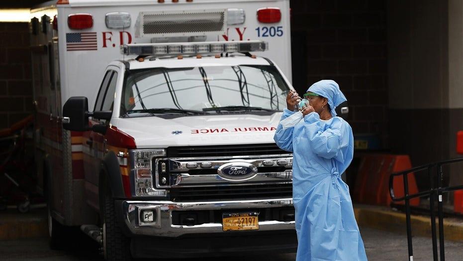 Coronavirus has killed more than 10,000 people in US