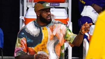 LeBron James accused of inciting violence amid 'war against law enforcement': Leo Terrell
